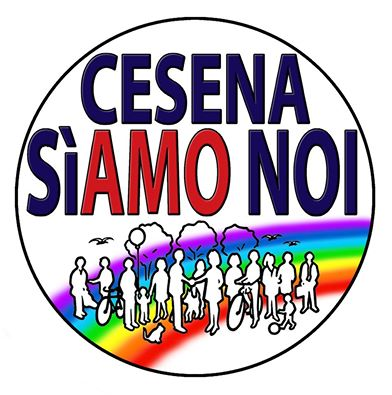 Cesena siamo noi logo