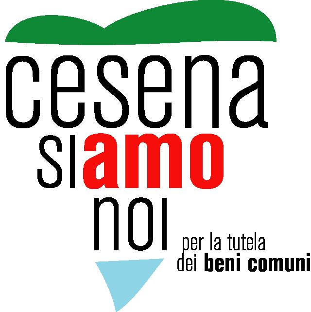 Logo Cesena SìAmo Noi